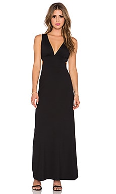 Susana Monaco Felicity Dress in Black