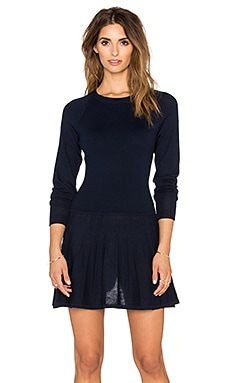 Susana Monaco Edith Dress in Midnight