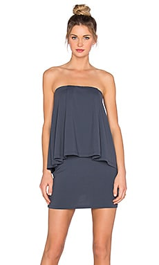 Susana Monaco Shireen Dress in Charcoal