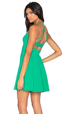 Susana Monaco Piper Dress in Nettle