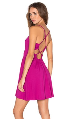 Raquel Dress in Bombshell Pink
