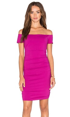 Jona Dress in Bombshell Pink