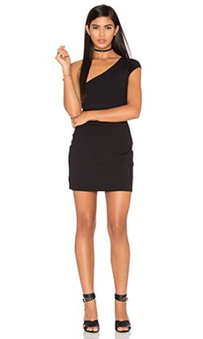 Susana Monaco Shaunie Dress in Black