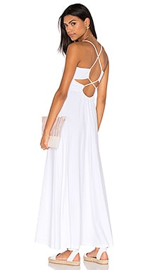 Phaedra Maxi Dress in Sugar