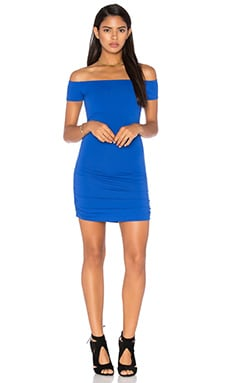 Jona Dress in Lapis