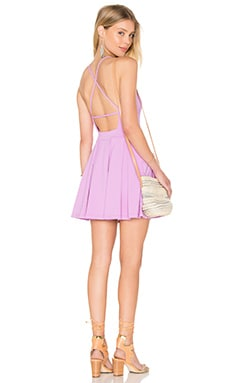 Gigi Dress in Violet
