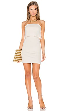Meredith Dress en Blanched Almond