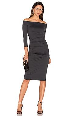 Lydia Dress in Onyx