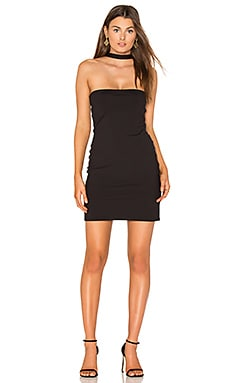 x REVOLVE Elena Dress in Black