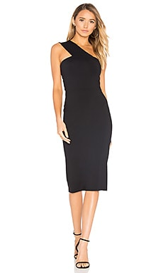 Tina Dress in Black