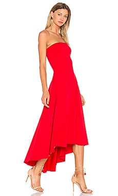 Strapless Hi Low Dress Susana Monaco $229