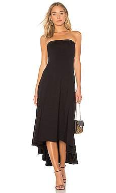 Strapless Hi Low Dress Susana Monaco $228