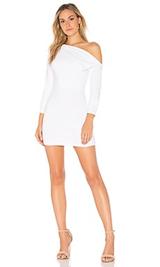 Off Shoulder Lapel Dress Susana Monaco $82