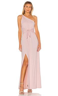 Twisted Shoulder Gown Susana Monaco $105