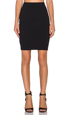 Susana Monaco Pencil Skirt in Black