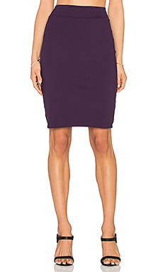 Susana Monaco Pencil Skirt in Regal