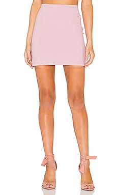 Susana Monaco Slim Skirt in Ballerina