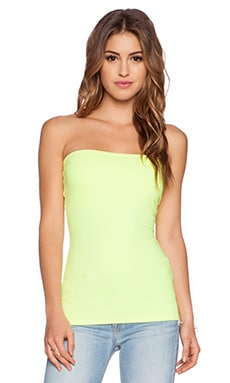 Susana Monaco Tube Top in Neon