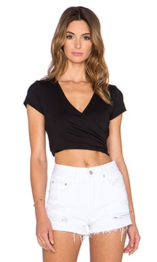 TOP CROPPED WRAP