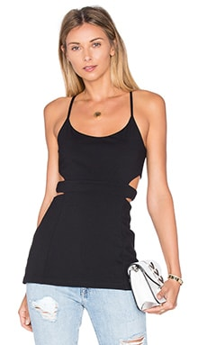 Odille Tank in Black