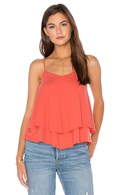 Ariane Tank in Pink Grapefruit
