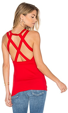Martina Top en Rouge Parfait