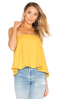 Sabrina Top in Golden