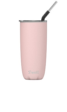 Tumbler with Straw 24oz S'well $35 NEW