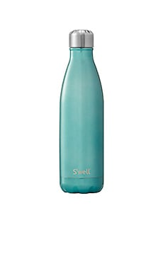 S'well Glitter 17oz Water Bottle in Sweet Mint