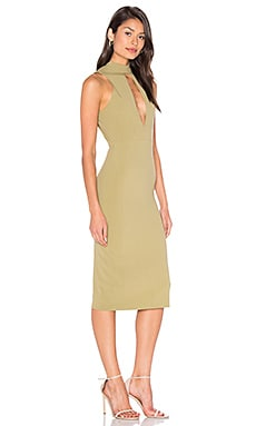 Kira Dress in Khaki