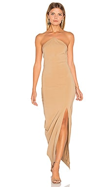Bridget Dress in Nude