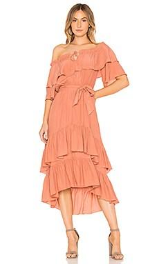 Платье с открытыми плечами rani - SWF