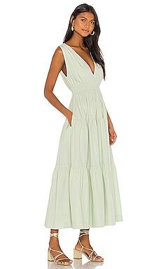 Tiered Maxi Dress SWF $171