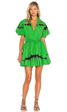 Puff Sleeve Mini Dress SWF $299