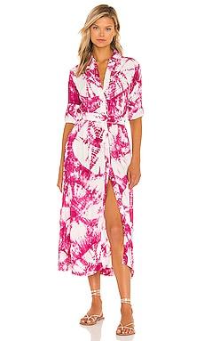 Long Sleeve Shirt Dress SWF $210