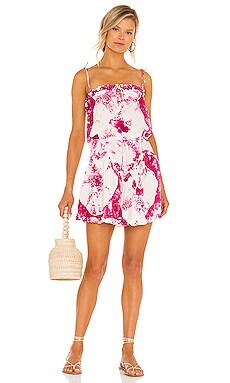 X REVOLVE Dynamic Mini Dress SWF $279