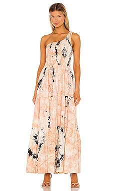 Asymmetric Maxi Dress SWF $349