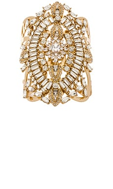Samantha Wills Precious Dreamers Cuff in Gold & Crystal