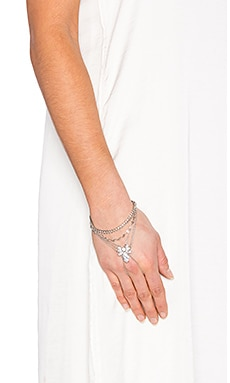 Samantha Wills Fields of Gold Bracelet in Silver