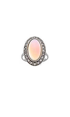 Samantha Wills Fields of Gold Ring in Moonstone
