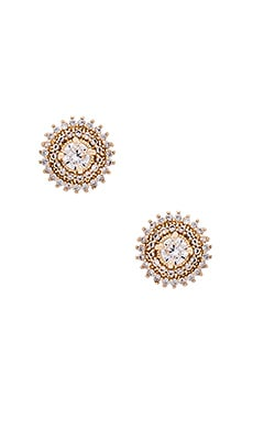 Samantha Wills Sun Dancer Stud Earrings in Gold