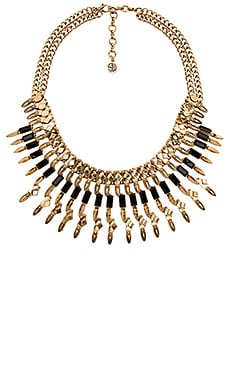 Samantha Wills Wild Fox Chain Necklace in Gold