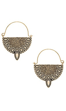Samantha Wills Hunter & Gatherer Earrings in Gold