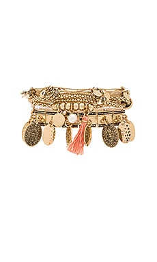 Samantha Wills Hunter & Gatherer Bracelet Set in Gold