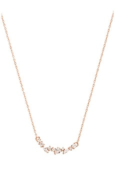 Samantha Wills Gold Dust Nights Necklace in Rose Gold