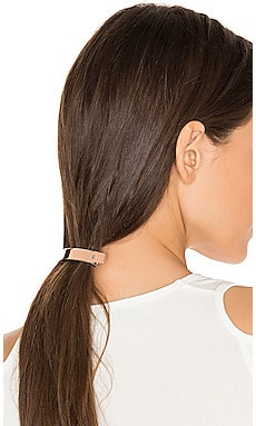 Barrette en Or Rose