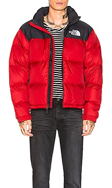 CHAQUETA NUPTSE The North Face $249 MÁS VENDIDO