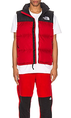 1996 Retro Nuptse Vest The North Face $179