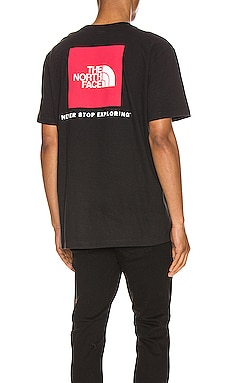 Red Box Tee The North Face $25 NEW ARRIVAL
