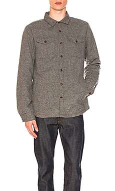 Cabin Fever Wool Shirt